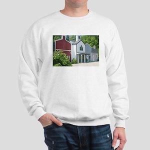 Old buildings Sweatshirt