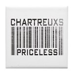 Chartreux Cats Priceless Lover Tile Coaster