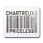 Chartreux Cats Priceless Lover Mousepad
