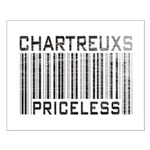 Chartreux Cats Priceless Lover Small Poster