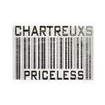 Chartreux Cats Priceless Lover Rectangle Magnet