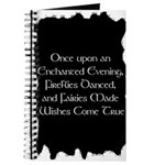 LaLa's Blank Faerie Journal