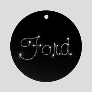 Ford Spark Ornament (Round)