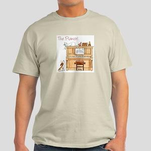 The Pianist Light T-Shirt