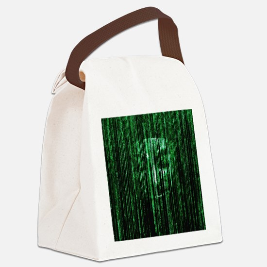 All Your Bytes Are Belong To Us Canvas Lunch Bag