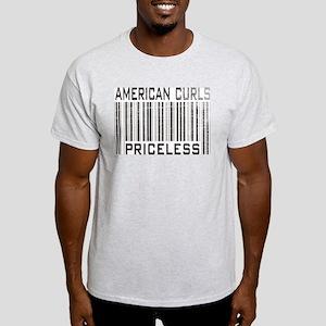 American Curl Cats Priceless Light T-Shirt