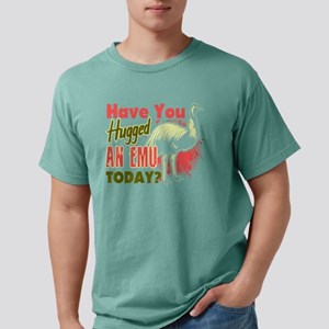 EMU TEE SHIRT Mens Comfort Colors Shirt