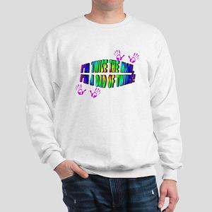 Twice the Man Sweatshirt