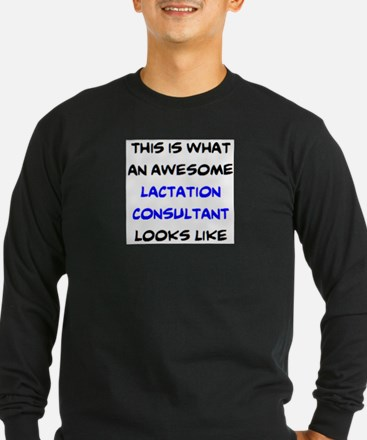 awesome lactation consult T