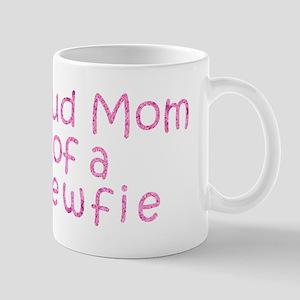Proud Mom of a Newfie Mug