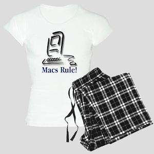 Macs Rule! Women's Light Pajamas