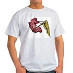 New Orleans Style Ash Grey T-Shirt