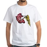 New Orleans Style White T-Shirt