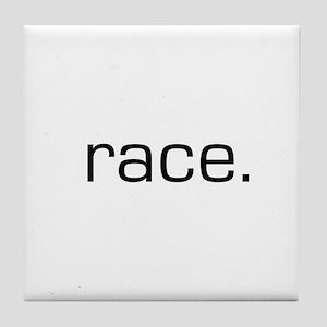 Race Tile Coaster