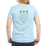 Prayer of a Logger's Wife Women's Light T-Shirt