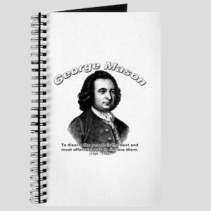 George Mason 06 Journal