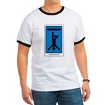 The Hanged Man Ringer T