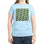 School of Sunfish fish Women's Light T-Shirt