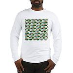 School of Sunfish fish Long Sleeve T-Shirt