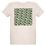 School of Sunfish fish Organic Kids T-Shirt