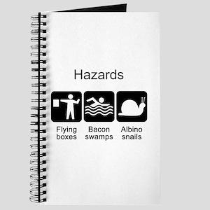 Geocaching Hazards Journal