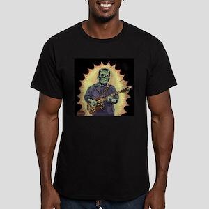 MonsterJam Men's Fitted T-Shirt (dark)