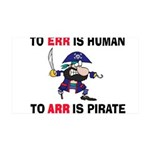PIRATE Wall Decal