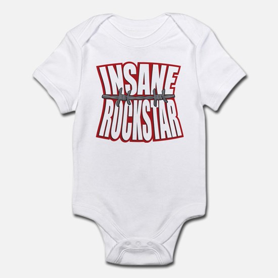 Insanity - Barbed Wire Infant Bodysuit