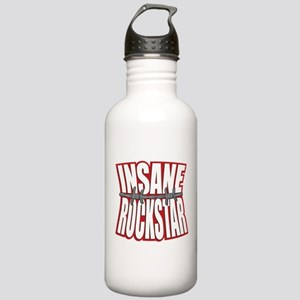 Insanity - Barbed Wire Stainless Water Bottle 1.0L