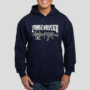 Zombie Whisperer 3c Hoodie (dark)