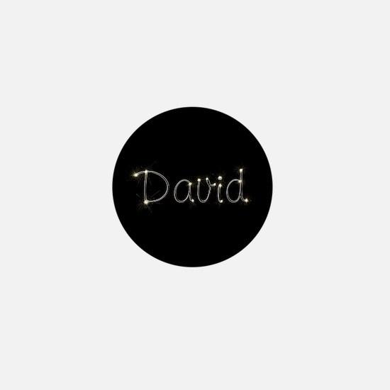 David Spark Mini Button
