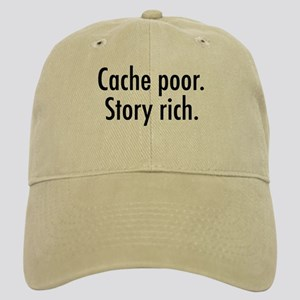 Cache poor Cap (also in white)