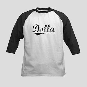 Dolla, Aged, Kids Baseball Jersey