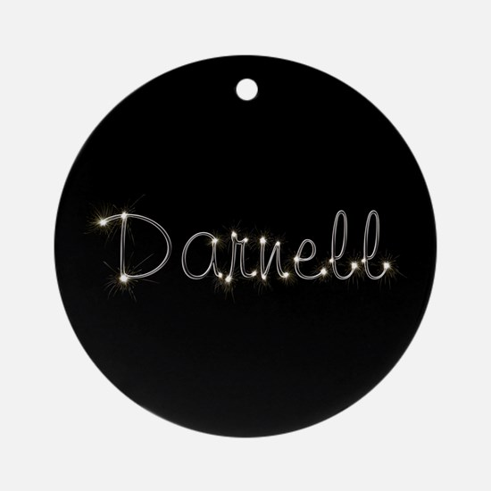 Darnell Spark Ornament (Round)