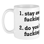Do You Have Any Fucking Percocets Mug