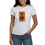 The Tarot Lovers Women's T-Shirt