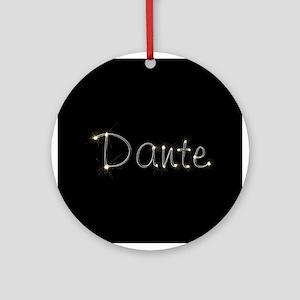 Dante Spark Ornament (Round)