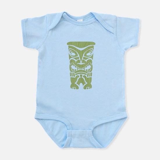 Angry Tiki! Infant Bodysuit