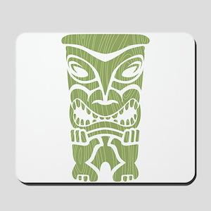 Angry Tiki! Mousepad