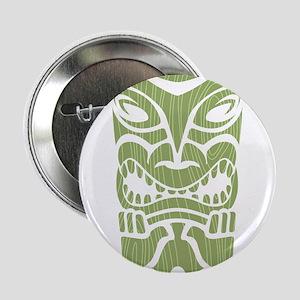 """Angry Tiki! 2.25"""" Button"""