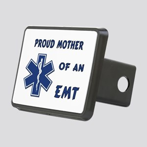 Proud Mother of an EMT Rectangular Hitch Cover
