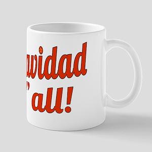 Feliz Navidad Yall Mug
