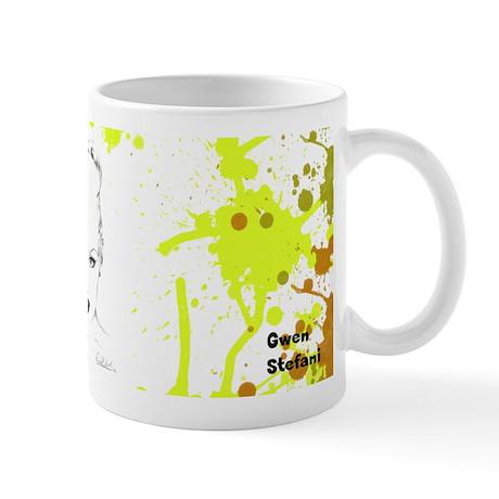 Gwen Stefani Mug Mug