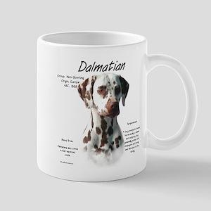 Dalmatian (liver spots) 11 oz Ceramic Mug