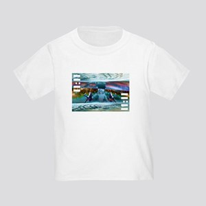 11:11 The Pond Toddler T-Shirt