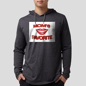 MOMS FAVORITE Mens Hooded Shirt