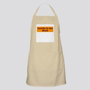 Lentils in the Hood Apron