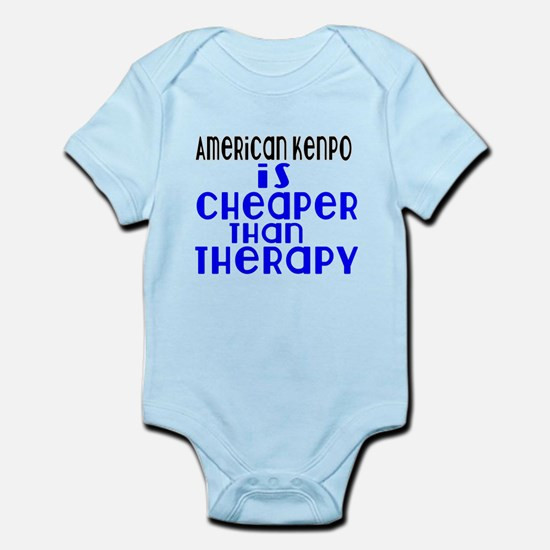 American Kenpo Is Cheaper Than The Infant Bodysuit