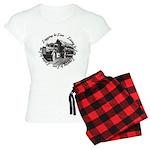 Living to Log Women's Light Pajamas