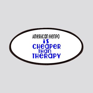 American Kenpo Is Cheaper Than Therapy Patch